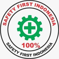logo safety first Indonesia