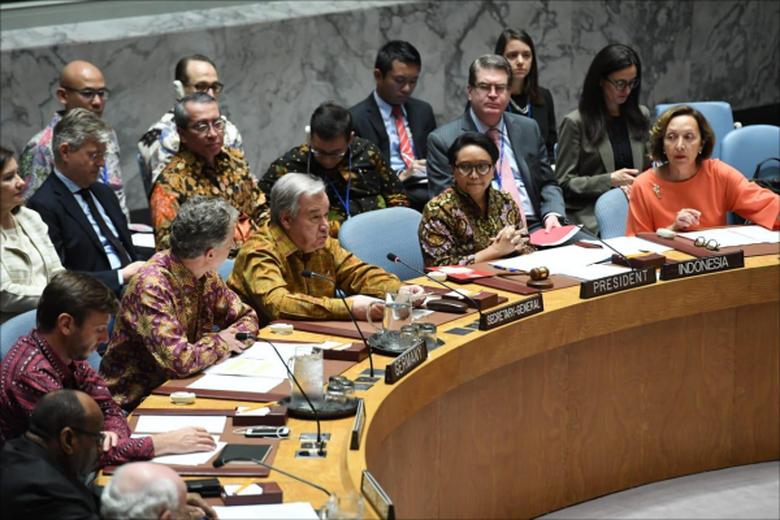 Pasca Terpilihnya Indonesia sebagai Presiden DK PBB