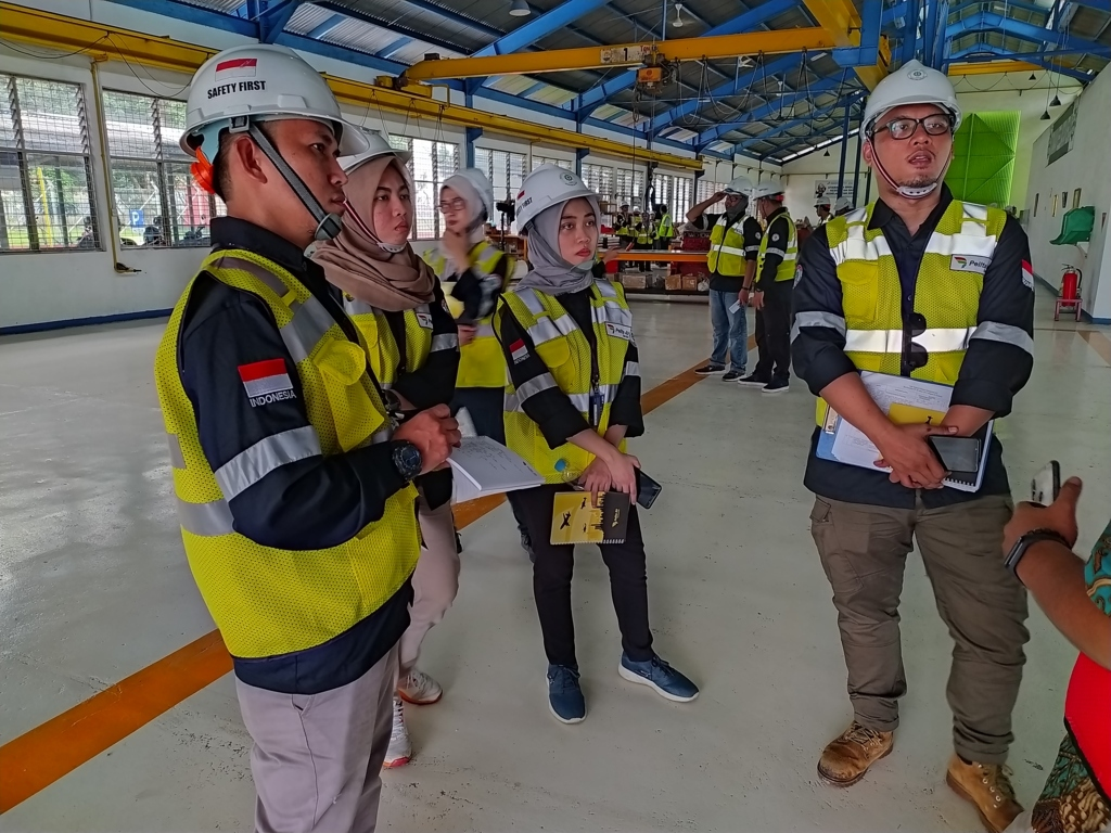Quality Management System And Safety - Jakarta